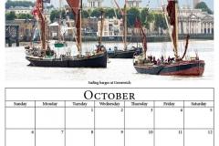 K - October