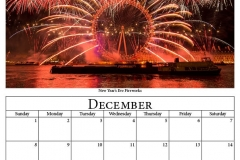 M - December