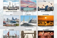 N - On The Thames 2019 Calendar