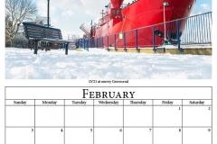 C - February