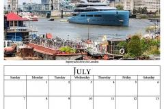 H - July