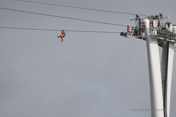 CABLE CAR RESCUE PRACTICE