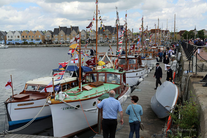 DUNKIRK LITTLE SHIPS RALLY