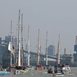 Clipper Round The World Yacht Race returns to London on July 30th