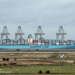 Thames welcomes its biggest ship ever: Edith Maersk