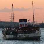 Friday Photo: Paddlesteamer Waverley