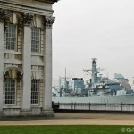 HMS St Albans to visit London on Wednesday