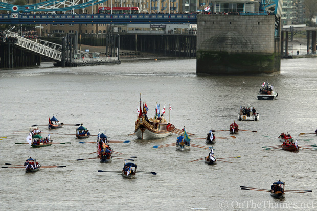 Lord Mayor's Thames Flotilla