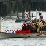 Will Gloriana return for this year's Lord Mayor's Show?