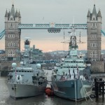 "HMS St Albans' Commander hails London visit as ""fantastic opportunity"""