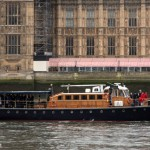 Churchill's funeral remembered on the Thames