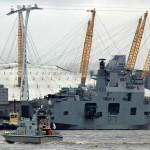 Ship Pics: HMS Ocean (L12)