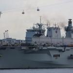 HMS Ocean to visit Greenwich