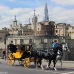 New Waterloo Dispatch arrives in London