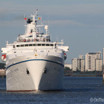 Gallery: Ocean Majesty arriving in London