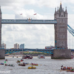 Rowers take to the Thames for this year's Great River Race