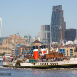 Waverley returns to the Thames for 2015 season
