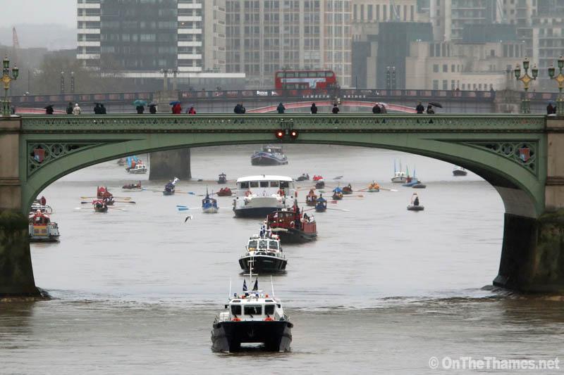 2015 Lord Mayor's Flotilla
