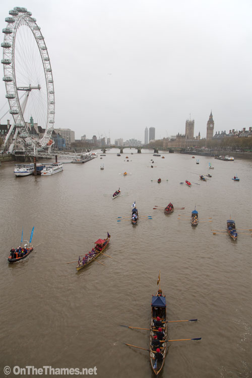 2015 Lord Mayor's Flotilla