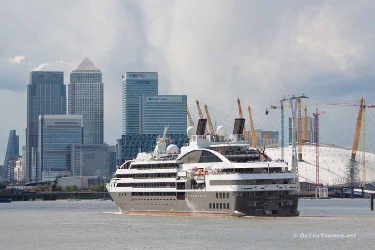 London Cruise Season Begins