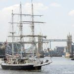 Duke of York helps Lord Nelson celebrate 30th anniversary during London visit
