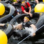 Competitors take on London River Rat Race to raise money for Shelter