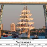 Brand new On The Thames 2017 calendar now available