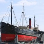 SS Robin to move to Trinity Buoy Wharf