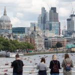 30th Great River Race held on the Thames