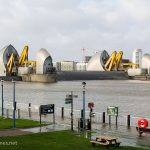 Storm Eleanor forces Thames Barrier closure