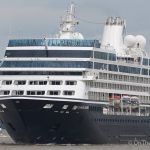 Azamara Journey finishes first World Journey cruise at Greenwich